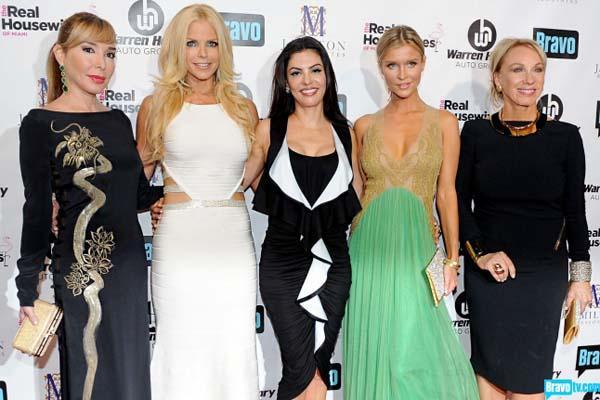 Real housewives miami season 3 premiere