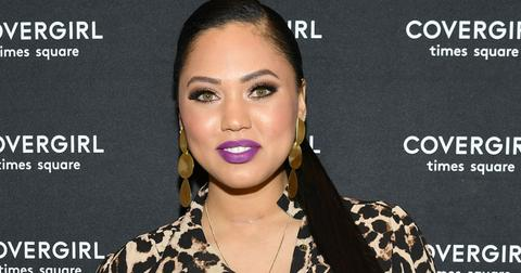Ayesha curry covergirl post pic