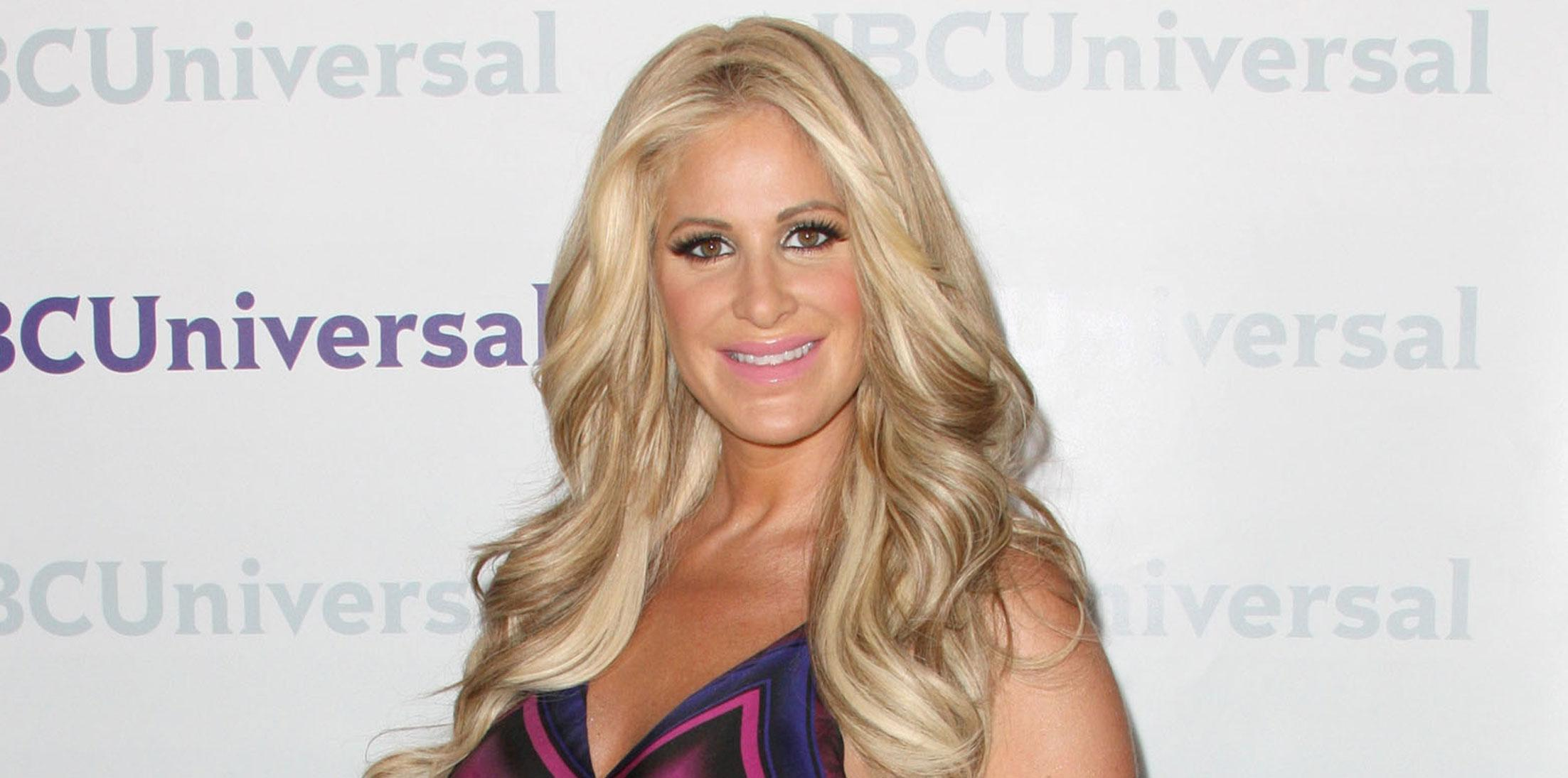 Kim Zolciak Biermann Son Dog Attack Update Long