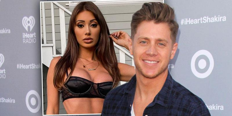 Bachelor Alum [Jef Holm] Dating Reality Star [Francesca Farago]: 'I Have A Crush On Her'
