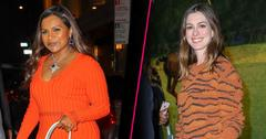 Mindy kaling anne hathaway twinsies oceans nyc main