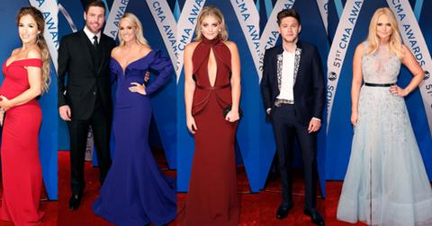 Cma red carpet best dressed hero