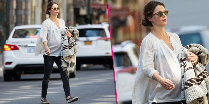 pregnant keri russell the americans