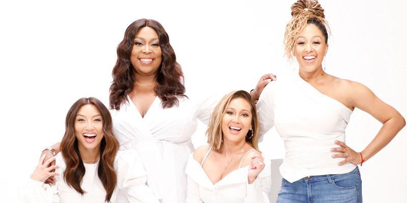 'The Real' Cast Photo Season 6 Return