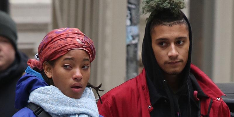 Willow Smith Tyler Cole PP