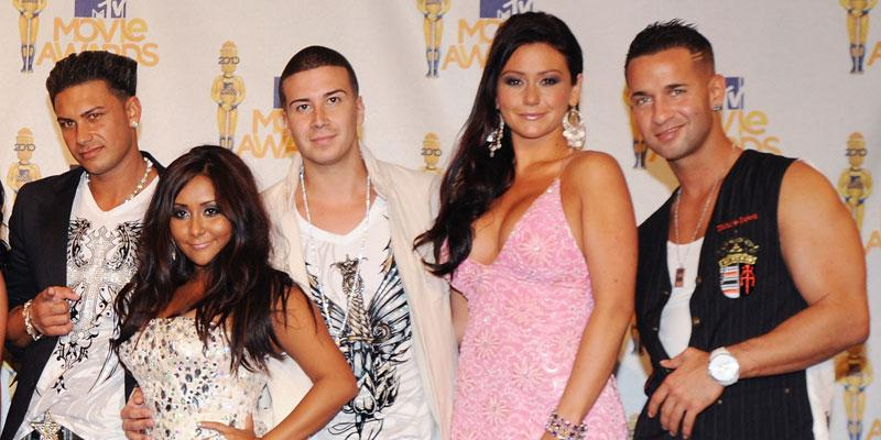 Jersey Shore Family Vacation Trailer Video PP