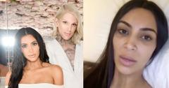 Kim kardashian apologies for defending jeffree star racist comments