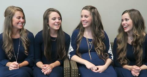 Duggar sisters offer joy anna marriage advice hero