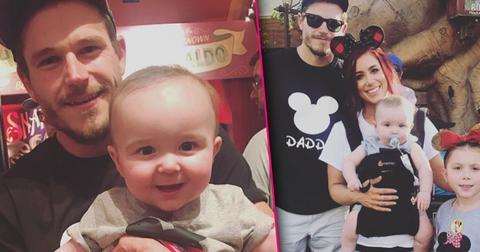 Chelsea houska instagram family vacation disney photos