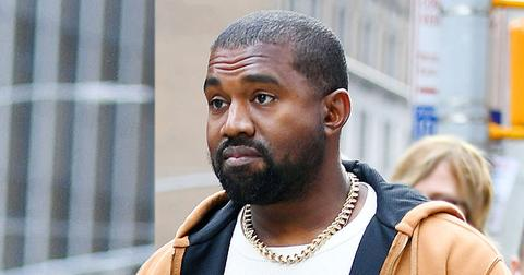 [Kanye West] Is Refusing To Release Gap Clothing Line For This