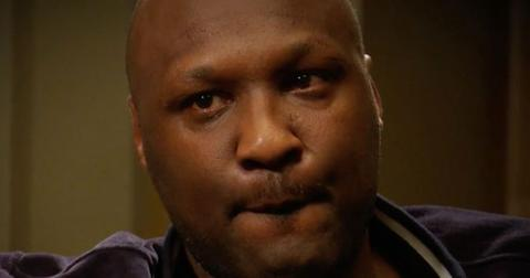 Lamar odom exclusive rehab interview 1