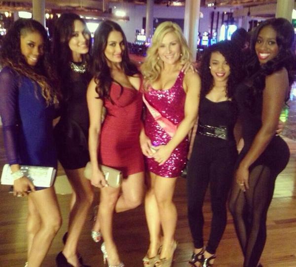 Natalya bachelorette party total divas