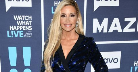 Camille Grammer Bad Moment 'RHOBH' Reunion