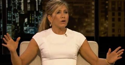 Jennifer Aniston Wedding Justin Theroux Chelsea lately Video 3