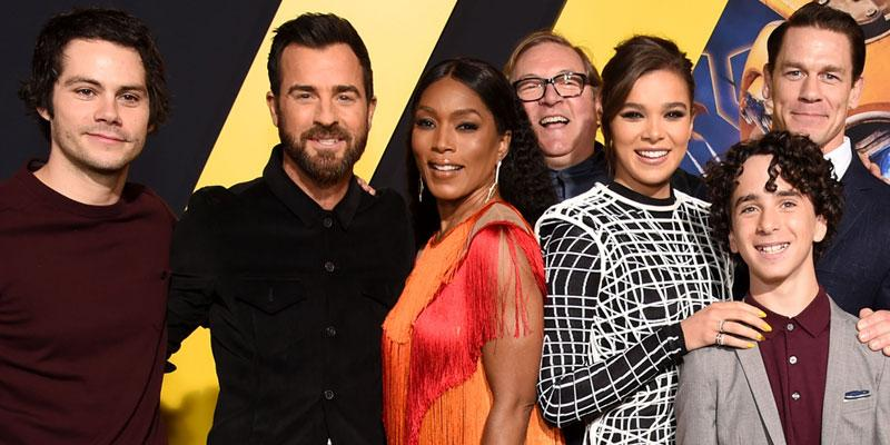 Bumblebee premiere post pic