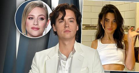 Cole Sprouse Spotted With Model Reina Silva After Lili Reinhart Split