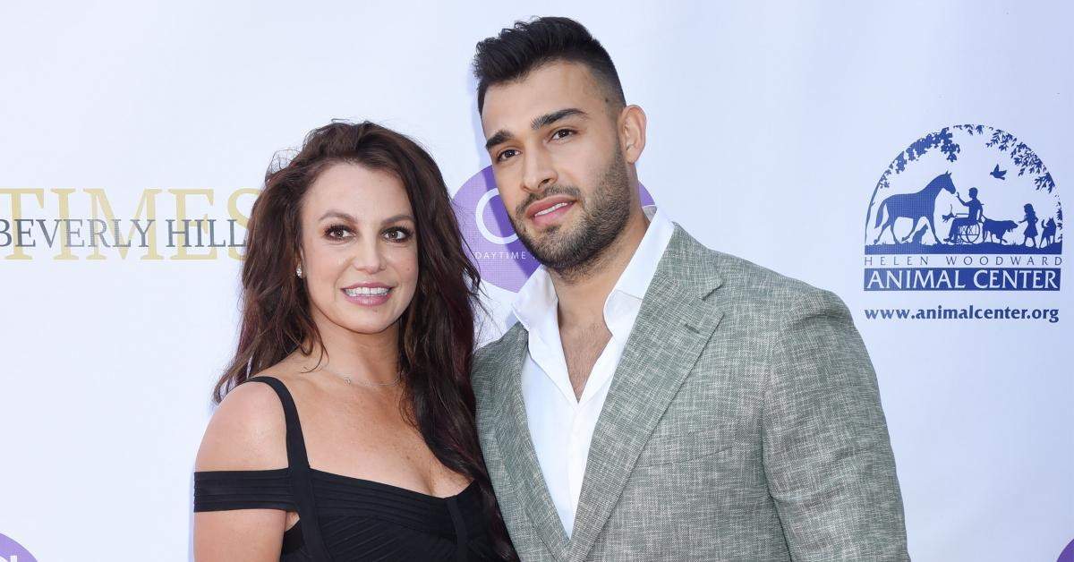 britney spears wants to marry fiance sam asghari as soon as possible
