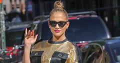 Jennifer Lopez spotted looking fabulous