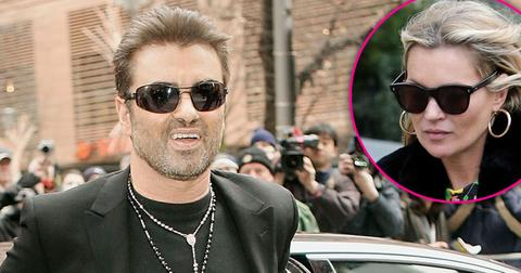 George Michael Funeral Photos Long 1