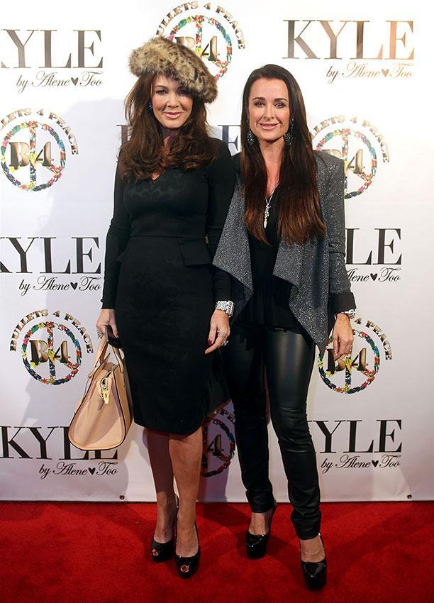 Kyle and lisa