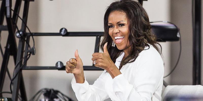 Michelle Obama George Clooney