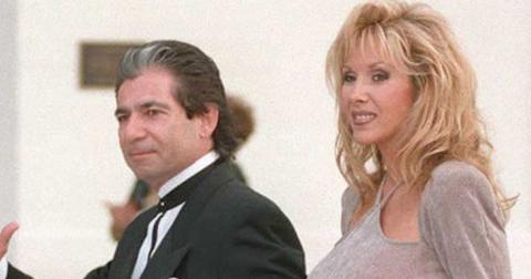 Attorney Robert Kardashian, who is a close friend