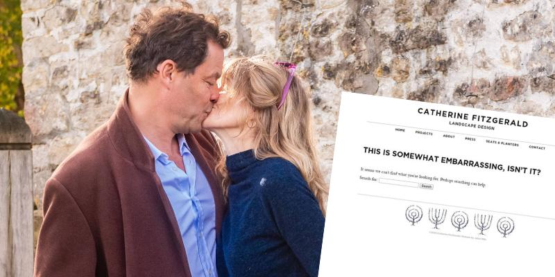 catherine-fitzgerald-dominic-west-lily-james-rome