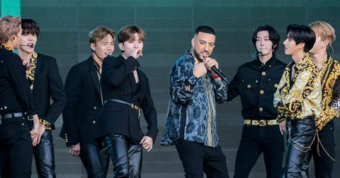 Monsta X And French Montana Performing on Jimmy Kimmel Live monsta x fans slam french montana