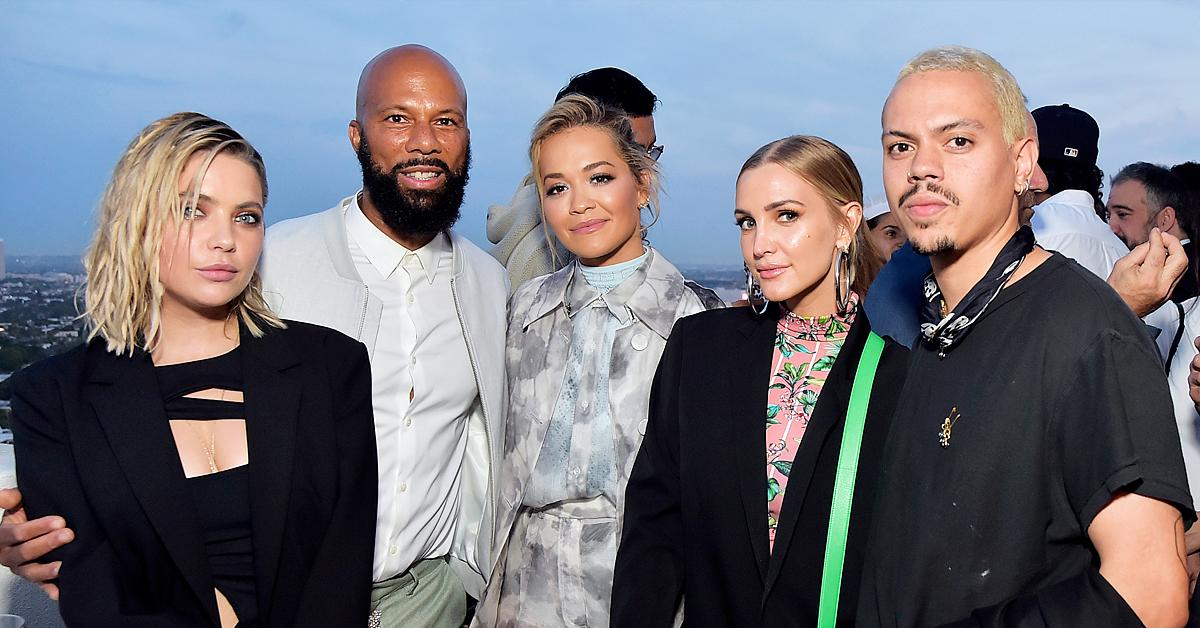 ashlee simpson ashley benson rita ora and more at artist and actor common hosts coin cloud cocktail party ok