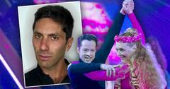 [Nev Schulman] Gives [Carole Baskin] 'Props' For Going On 'DWTS': 'Took Guts'