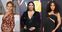 pregnant celebs who owned the red carpet pics pp