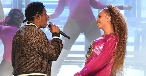 Beyonce jay z honor aretha franklin detroit concert video pp