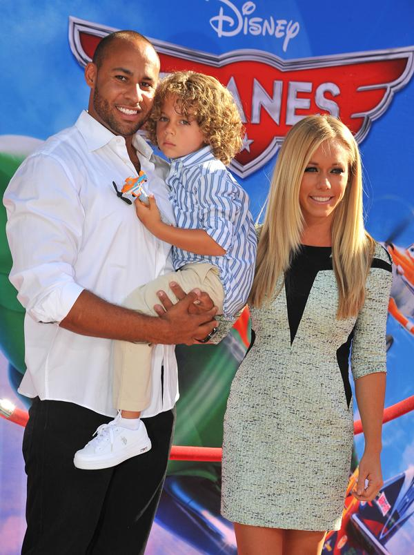 Kendra Wilkinson, Hank Baskett, Little Hank