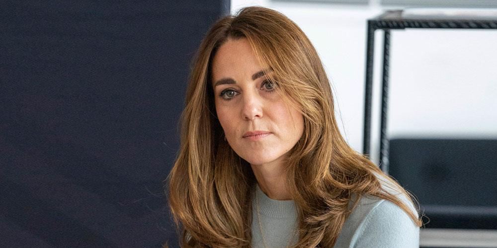 Kate Middleton no pushover