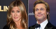 Brad Pitt & Jennifer Aniston Meet Up PP