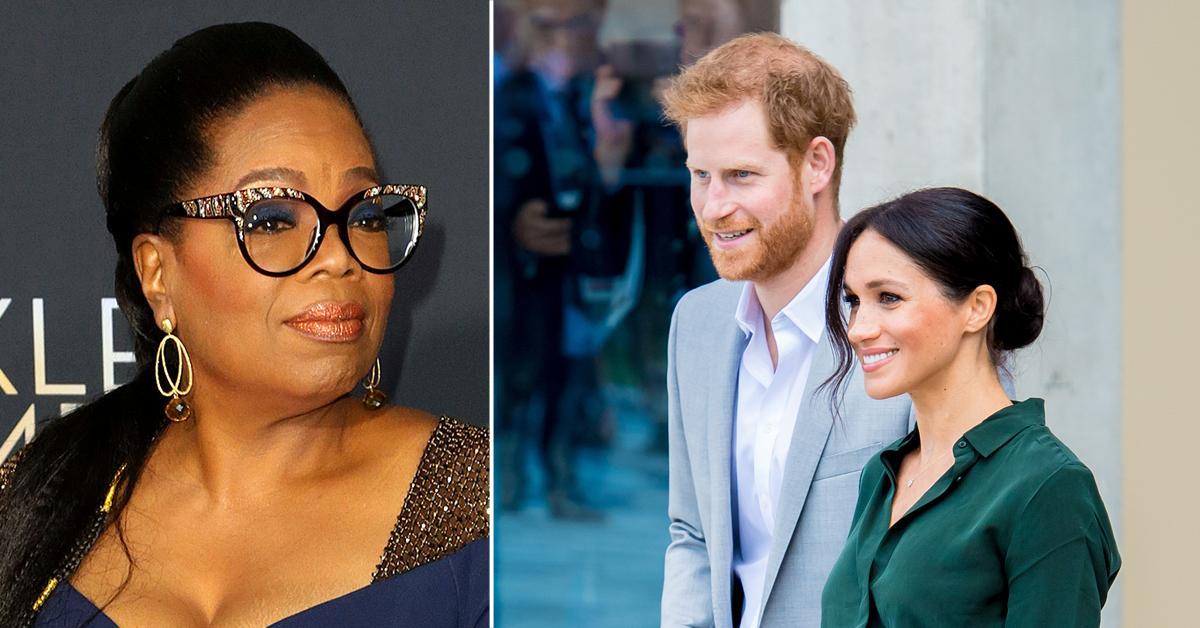 prince harry meghan markle oprah winfrey tell all interview pf