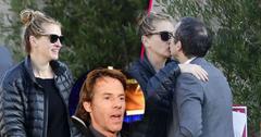 Julia roberts divorce rumors danny moder kissing man hero ok
