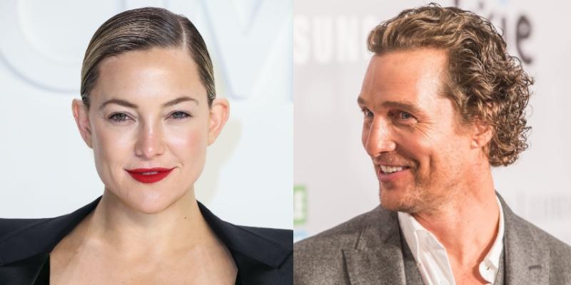 Kate Hudson Worst Onscreen Kisses Matthew McCaughney