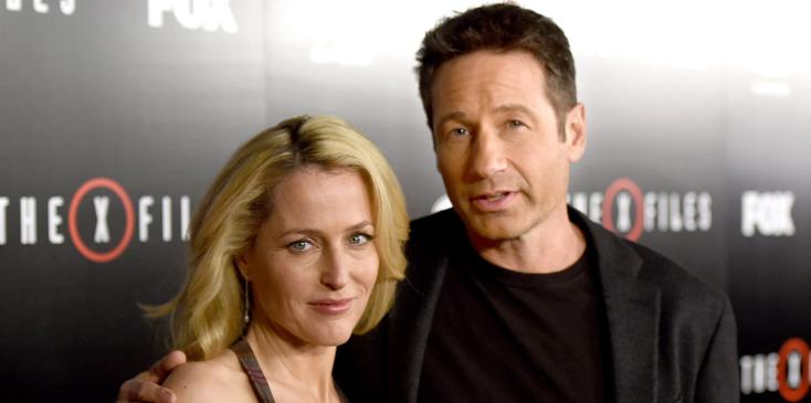 """Premiere Of Fox's """"The X Files"""" – Red Carpet"""