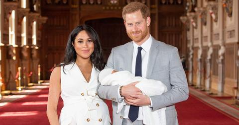 Duke & Duchess of Sussex & Archie