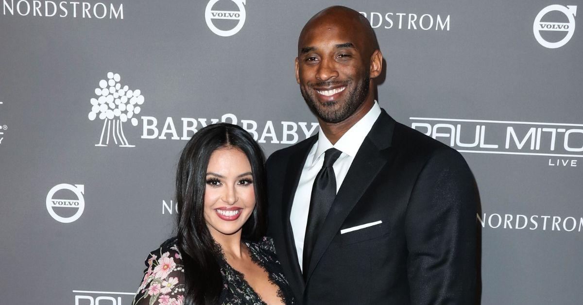 vanessa bryant kobe bryant wedding picture  years anniversary