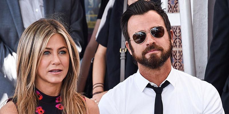 Jennifer aniston justin theroux divorce details