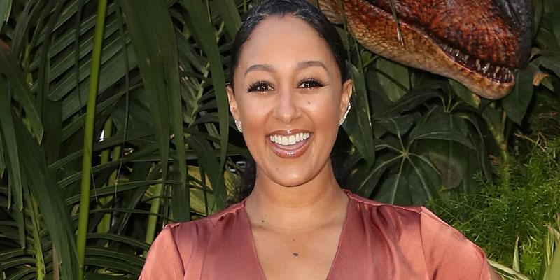 Tamera Mowry Thanks God And Doctors PP