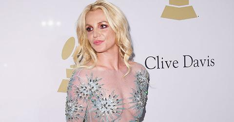 Britney spears hits back katy perry shade grammy awards hr