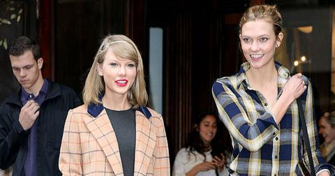 Taylor swift karlie kloss friendship