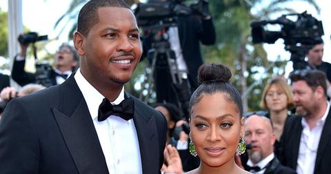 La La And Carmelo Anthony Relationship Strained