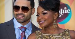Apollo Nida and Phaedra Parks at the 2011 Soul Train Awards