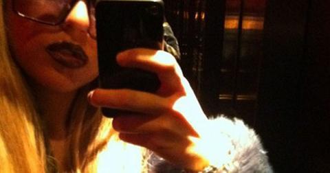 Amanda bynes thrown out hotel receptionist cry 1