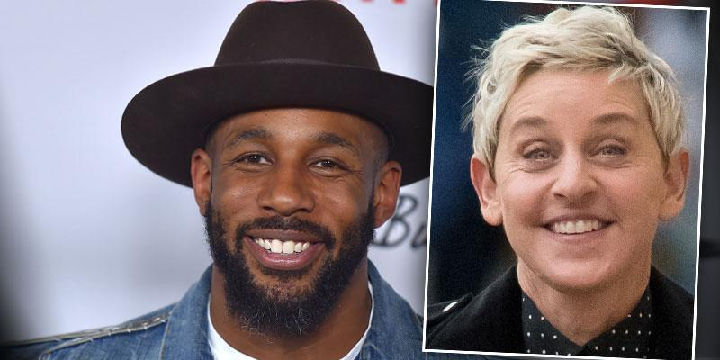 Stephen 'tWitch' Boss Breaks Silence on Ellen DeGeneres Controversy