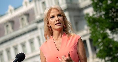 As Kellyanne Conway Quits White House, Daughter Seeks Emancipation